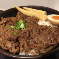 台北市美食 餐廳 異國料理 日式料理 惡燒肉便當 (大安和平店) 照片