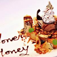 台北市美食 餐廳 素食 素食 花間蜜 Flowers Honey 照片