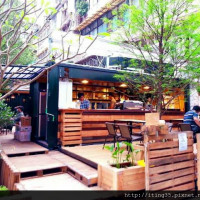 台北市美食 餐廳 咖啡、茶 咖啡館 Nomads Expo Cafe游睦咖啡 照片