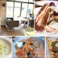 台南市美食 餐廳 異國料理 義式料理 Café de Mu木咖啡 照片