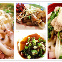 台北市美食 餐廳 中式料理 小吃 小辣椒魷魚羹 照片