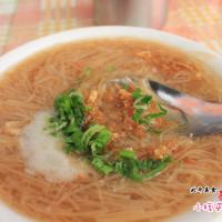 彰化縣美食 攤販 麵線 農會麵線 照片