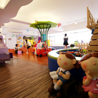 台中市美食 餐廳 中式料理 中式料理其他 皮卡噗 親子餐廳 Peekaboo 照片