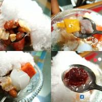 台中市 美食 餐廳 飲料、甜品 剉冰、豆花 幸發亭蜜豆冰本舖 照片