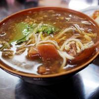 台中市美食 餐廳 中式料理 小吃 台北魷魚羹羊肉羹 正宗老牌 照片
