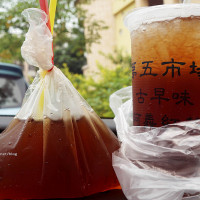 台中市美食 餐廳 飲料、甜品 飲料、甜品其他 太空紅茶冰.阿義紅茶冰 照片