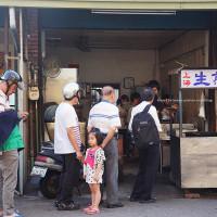 台中市美食 餐廳 中式料理 小吃 上海生煎包 照片