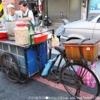 台南市美食 攤販 台式小吃 福來伯臭豆腐 照片