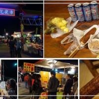 南投縣美食 攤販 台式小吃 埔里城觀光夜市 照片