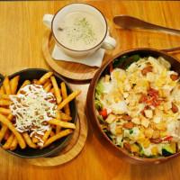 台北市美食 餐廳 異國料理 美式料理 Campus Cafe (內湖店) 照片