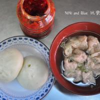台中市美食 攤販 包類、餃類、餅類 第五市場肉包 照片