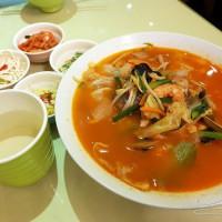 台北市美食 餐廳 異國料理 韓式料理 大漢門韓式食堂 照片