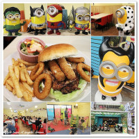 新北市美食 餐廳 異國料理 美式料理 兵工廠美式廚房 照片