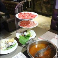 台北市美食 餐廳 火鍋 涮涮鍋 探索廚房 花鍋 (內湖旗艦館) 照片