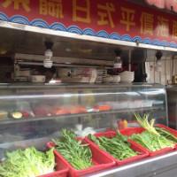 彰化縣美食 攤販 異國小吃 東贏平價日式海產料理 照片