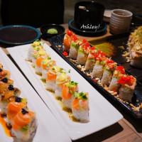台北市美食 餐廳 異國料理 日式料理 小德相 NCIS 美式加州壽司 照片