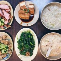 新北市美食 餐廳 中式料理 台菜 阿榮香菇肉粥 照片