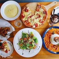 台中市美食 餐廳 異國料理 義式料理 Gray House 灰房子 照片