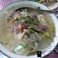 苗栗縣美食 攤販 台式小吃 阿玉麵館-豬頭肉麵 照片