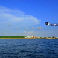 澎湖縣休閒旅遊 景點 海邊港口 澎湖海上巡禮 照片
