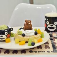台北市美食 餐廳 咖啡、茶 咖啡館 KUMA Café  熊本熊咖啡 照片