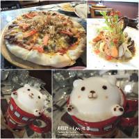 新竹市美食 餐廳 異國料理 法式料理 紳士帽英式主題餐廳 照片