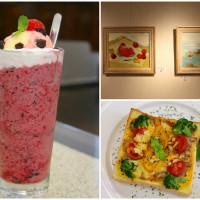 台南市美食 餐廳 咖啡、茶 咖啡館 閱築藝文咖啡廳 照片