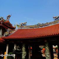 雲林縣休閒旅遊 景點 古蹟寺廟 持法媽祖宮 照片