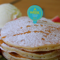 台南市美食 餐廳 咖啡、茶 A Week pancake coffee 照片