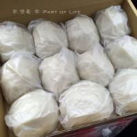 新竹縣美食 攤販 包類、餃類、餅類 客家香菜包 照片