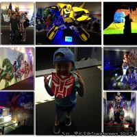 台北市休閒旅遊 景點 紀念堂 變形金剛台北特展(2015-07-11~10-02) 照片