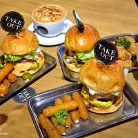 台北市美食 餐廳 速食 漢堡、炸雞速食店 TakeOut美式餐廳 照片