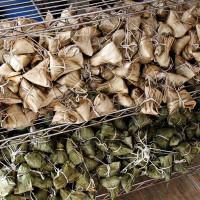 桃園美食小舖在竹香の肉粽 pic_id=1446739