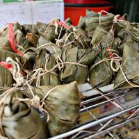 桃園美食小舖在竹香の肉粽 pic_id=1446740