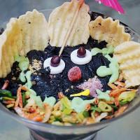 宜蘭縣美食 餐廳 飲料、甜品 剉冰、豆花 元氣冰店 照片