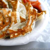 台中市美食 餐廳 中式料理 小吃 富台鍋貼 照片