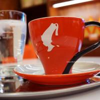 台中市美食 餐廳 咖啡、茶 咖啡館 茱莉曼尼 紅帽咖啡 Julius Meinl 照片