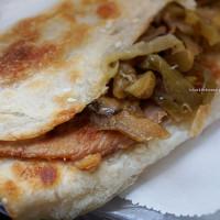 台中市美食 餐廳 中式料理 周記燒餅舖子 照片