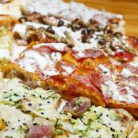 台北市美食 餐廳 異國料理 異國料理其他 Square Pizza al Taglio 方 照片