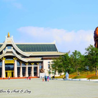 新竹縣休閒旅遊 景點 古蹟寺廟 大自然文化世界 照片