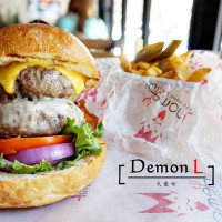 台北市美食 餐廳 異國料理 美式料理 Demon L 美式餐廳 照片