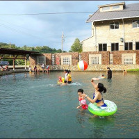 宜蘭縣休閒旅遊 住宿 民宿 池塘邊邊 照片