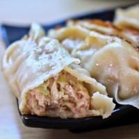 彰化縣美食 餐廳 中式料理 麵食點心 鍋貼公賣局 照片