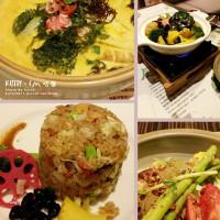 新竹市美食 餐廳 素食 寬心園精緻蔬食 照片