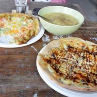台東縣美食 餐廳 異國料理 義式料理 新蘭灣窯烤柴燒披薩 照片