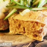 台中市休閒旅遊 景點 觀光夜市 中華路夜市 蚵仔煎臭豆腐 照片