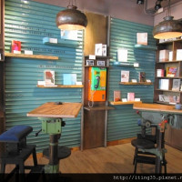 台北市美食 餐廳 咖啡、茶 咖啡館 文魚走馬 (原Taipei 吃書喝東西) 照片