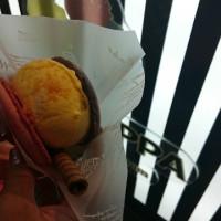 台中市美食 攤販 冰品、飲品 暉歐巴(馬卡龍冰淇淋) 照片