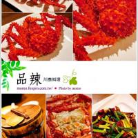 高雄市美食 餐廳 中式料理 川菜 品辣川泰料理 照片