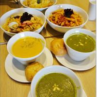 台中市美食 餐廳 異國料理 多國料理 Zazzazu 查查路 照片